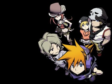 Image result for the world ends with you ds shibuya
